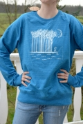Bobbi Barcode Trash Pulli/Sweater