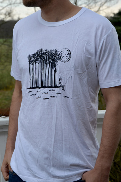 Bobbi Barcode T Shirt
