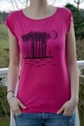 Bobbi Barcode- T-Shirt